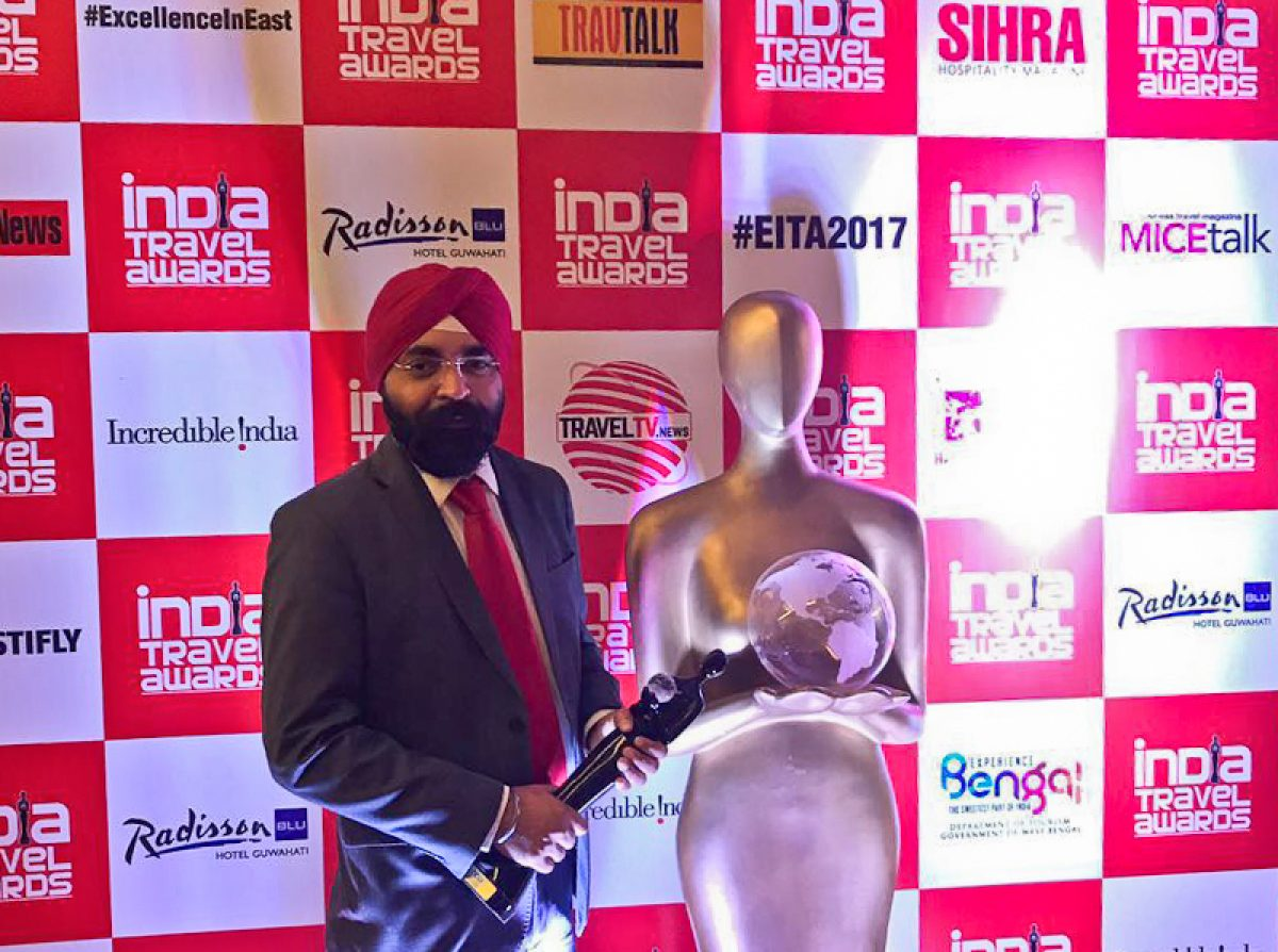 East India Travel Award, 2017